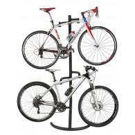 Fiets montagestandaard voor 2 fietsen - fietsophangsysteem - fiets ophangen - wandhouder - wandrek - fietsopbergsysteem