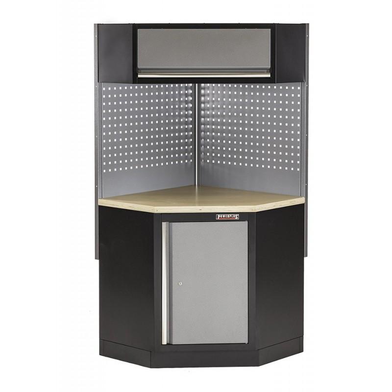 werkbank hoekstuk met multiplexblad kopen webshop. Black Bedroom Furniture Sets. Home Design Ideas