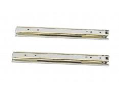 Set korte laderails / geleiderails voor gereedschapskisten