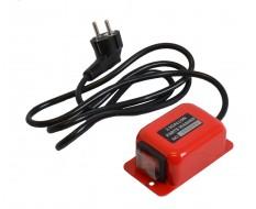 Schakelbox met kabel en stekker voor onderdelenreiniger PP-T 0001