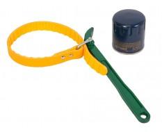 Oliefiltersleutel met band – riem – verstelbaar 12 inch