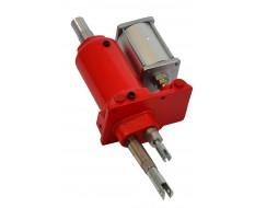 Hydraulisch / pneumatische pomp rood voor heftafel 0310 vanaf bouwjaar 2012