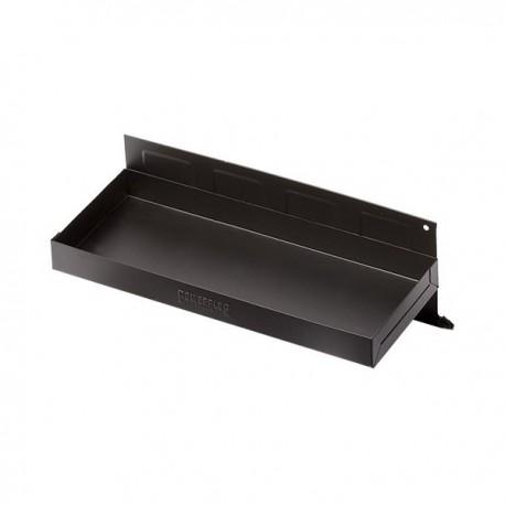 Magnetisch bakje zwart 31 x 11,5 x 3 cm