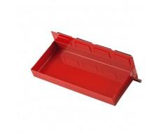 Magnetisch bakje rood 27 x 11,5 x 3 cm