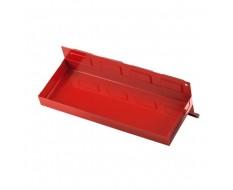 Magnetisch bakje rood 31 x 11,5 x 3 cm