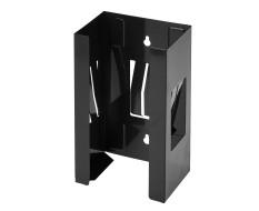 Magnetische tissue / papierhouder zwart