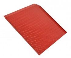 Oprijplaat rood voor heftafel 0309 – 0309 C en 0310