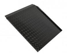 Oprijplaat zwart voor heftafel 0309 – 0309 C en 0310