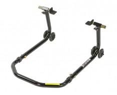 Paddockstand voor achterwiel in breedte verstelbaar - zwart