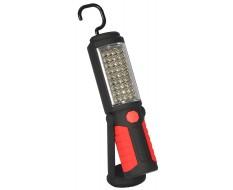 LED Looplamp met magneet – magnetische 41 LED werklamp met ophanghaak