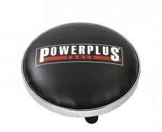 Zitting met Powerplustools logo voor barkruk 0680 en werkplaatsstoel 0679