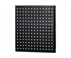 Gereedschapsbord hamerslag zwart 63 x 68 cm