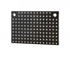 Gereedschapsbord zwart 69 x 40 cm voor Heavy Duty werkbankserie