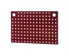 Gereedschapsbord rood 69 x 40 cm voor Heavy Duty werkbankserie