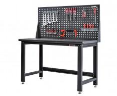Werkbank voor elektro – montagetafel voor elektronica met gereedschapsbord