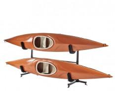 Kayak - SUP - Surfplank - Kano opbergsysteem heavy duty versie op poten