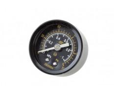 Meter van drukregelaar voor straalcabine