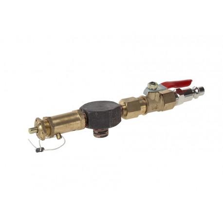 Overdrukventiel voor olieopvangbak PP-T 0013