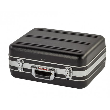 Sterke ABS gereedschapskoffer met vakverdeling
