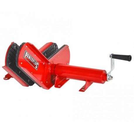 Wielklem voor motor met rubber bekleed - Rood