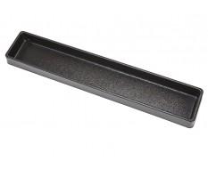 Kunststof bak / vakverdeling 560 x 100 x 38 mm voor gereedschapswagen
