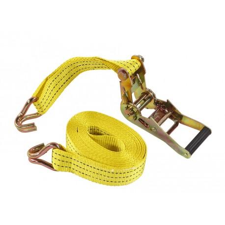 Spanband / sjorband met ratelsysteem 500 cm