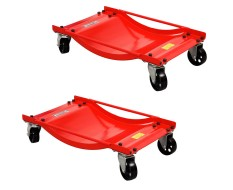Set van 2 stuks automovers / auto verplaatsers