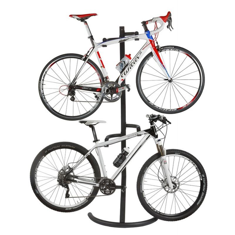 Fiets montagestandaard voor 2 fietsen kopen webshop - Fahrrad aufhangen wand ...