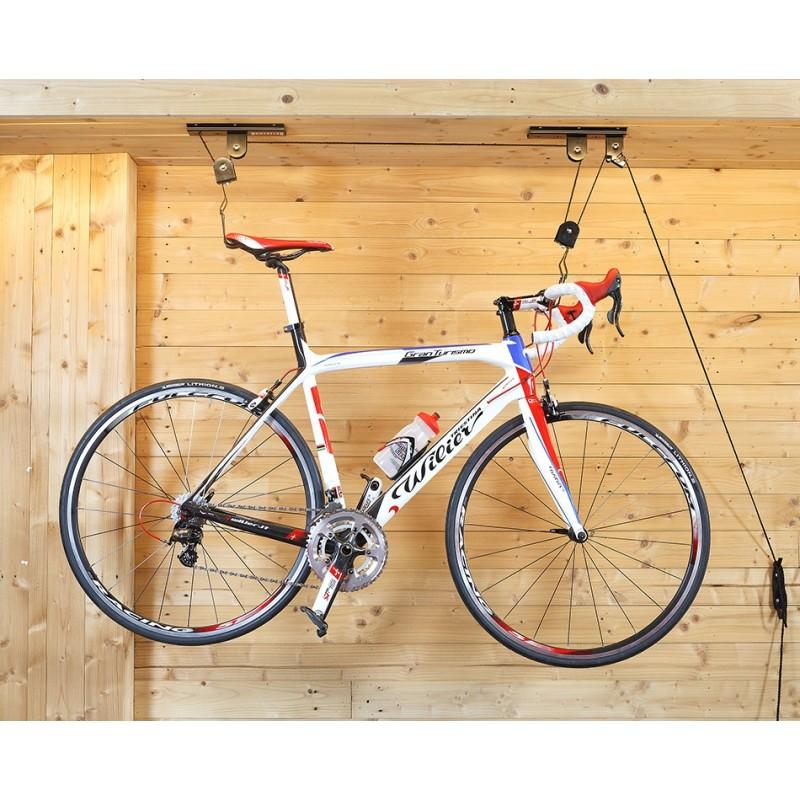 fiets plafondlift met haken kopen webshop