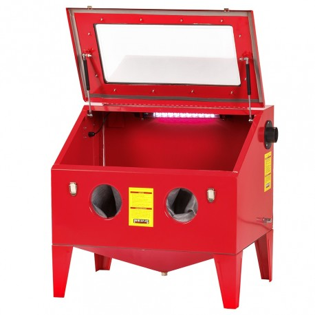 Straalcabine tafelmodel 190 liter