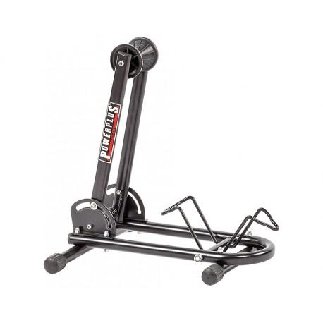 Presentatie standaard fiets - bike slinger - achterwiel standaard