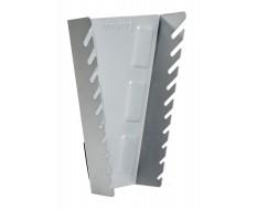Magnetische gereedschaphouder voor 10 sleutels - grijs