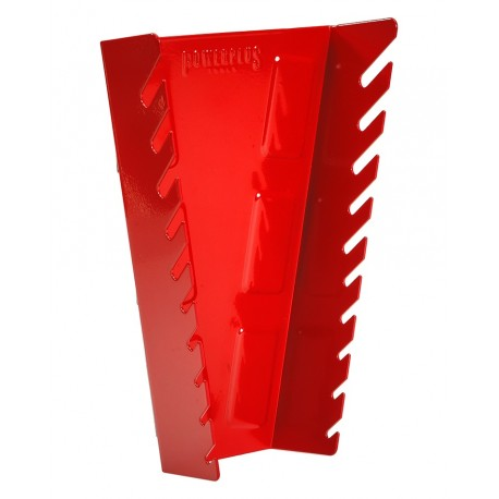 Magnetische gereedschaphouder voor 10 sleutels - rood