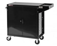 CNC wagen – CNC Gereedschapswagen met 28 x SK40 CNC Gereedschapshouder - Gereedschaphouders