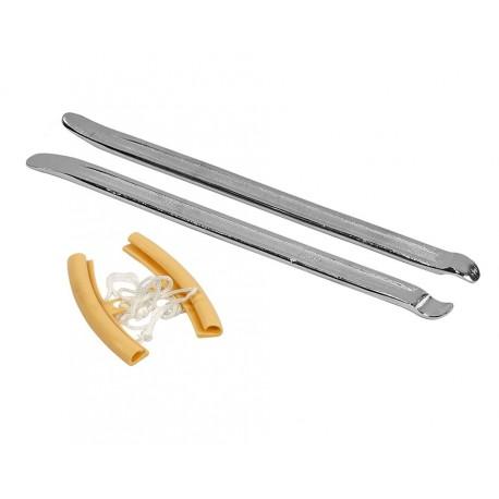 Bandenlepels motor – Bandenlichters – Bandenlepels 30 cm. incl. set velgbeschermers