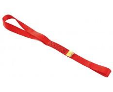 Spanband 60 cm met dubbele lus / sjorband zonder ijzeren haken