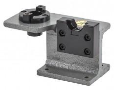 CNC montageblok SK 30 - BT 30 werkbankhouder voor beitelplaat verwisselen