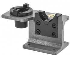 CNC montageblok SK 40 - BT 40 werkbankhouder voor beitelplaat verwisselen