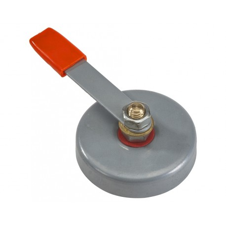 Magnetische aardklem 500 A voor lassen - aardklem lasapparaat - magnetisch
