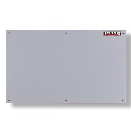 Gereedschapsbord grijs 100 x 61 cm voor magnetisch gereedschap - Gereedschapbord.