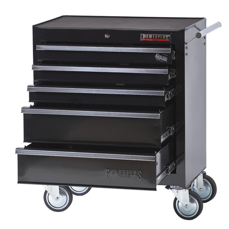 Complete werkplek type 10   werkbank set   gereedschapskast   gereedschapsbord   Powerplustools