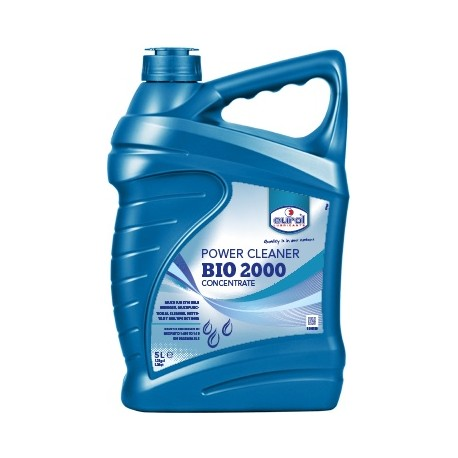 Eurol Power Cleaner Bio 2000 in 5 liter verpakking