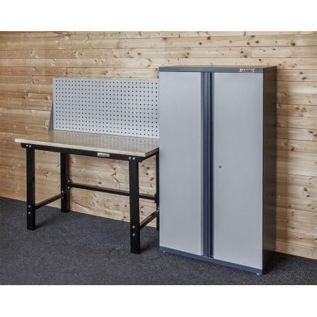 Complete werkplek type 13 - werkbank set - gereedschapskast - gereedschapsbord - Werkplaatskast