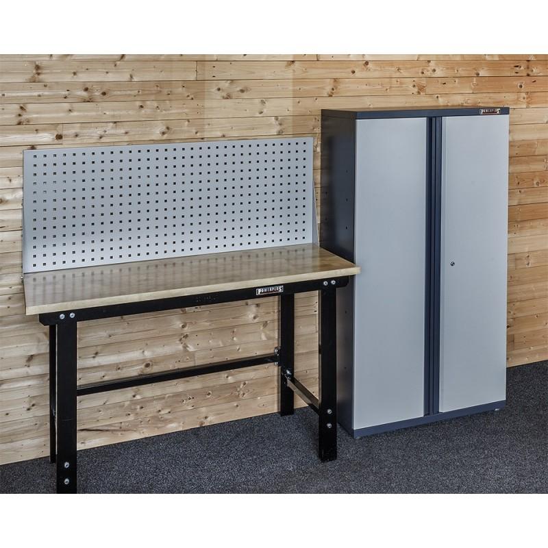 Complete werkplek type 13   werkbank set   gereedschapskast   gereedschapsbord   Werkplaatskast