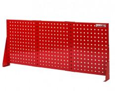 Gereedschapsbord rood 150 x 61 cm