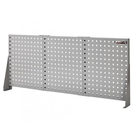Gereedschapsbord grijs 150 x 61 cm