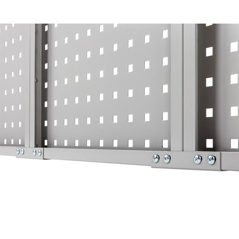 Gereedschapsbord grijs 150 x 61 cm   Powerplustools