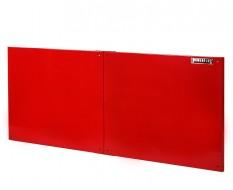 Gereedschapsbord rood 150 x 61 cm voor magnetisch gereedschap - Gereedschapbord