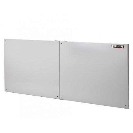 Gereedschapsbord grijs 150 x 61 cm voor magnetisch gereedschap - Gereedschapbord