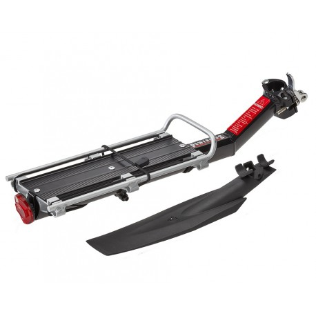 Bagagedrager zadelpen - aluminium beam drager voor fiets - racefiets – Mountainbike – MTB